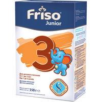 Friso 3 Junior молочная смесь, 1-3 лет. 350г
