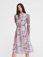 Платье RESERVED Светло фиолетовый wm988-08x