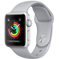 "Apple Watch 3 38mm MQKU2, 1.5"" 340x272 WiFi Bluetooth Pulsometer NFC"