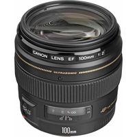 Prime Lens Canon EF 100mm, f/2.0 USM