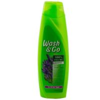 WashGo шампунь с экстрактом лаванды, 400мл