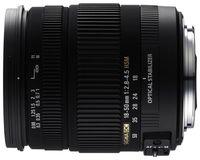 Zoom Lens Sigma AF  18-50mm f/2.8-4.5 DC OS HSM F/Nik