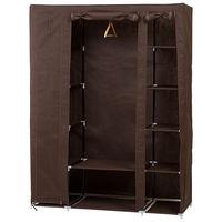 Большой тканевый шкаф  175x135 x 45см  699577
