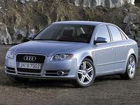 Ветровик Audi A4 (8E;B6/B7) 2000-2007