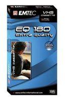 Кассета видео Emtec E180 EQ