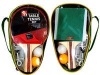 Set pentru tenis de masa + 2 bile, husa