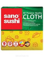 Sano Многофункциональные салфетки Brite Cloth, 3 шт