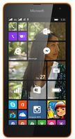 Microsoft Lumia 535 Duos, Orange