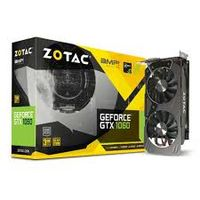 ZOTAC GeForce GTX 1060 AMP! Edition 3GB DDR5, 192bit, 1797/8000Mhz, Dual Fan IceStorm, HDCP, DVI, HDMI, 3xDisplayPort, Lite Pack