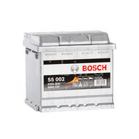 Aвтомобильный аккумулятор Bosch A5 002 54 AЧ