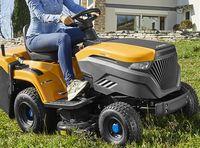 Tractor cu coasă Stiga e-Ride C300 (2T2200481/ST1)