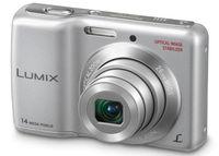 Фотоаппарат цифровой Panasonic DMC-LS6EE-S