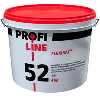 Гидроизоляция ProfiLine Flexibat 4 кг