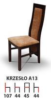 Деревянный стул A13