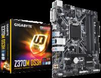 MB Gigabyte Z370M DS3H 1.0 mATX