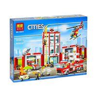 Bela конструктор Cities 958 дет.