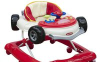 Bambini Racer Car Red