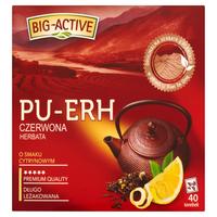 Чай Big Active Pu-Erh with Lemon, 40 шт