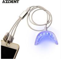 LED Лампа для отбеливания – Brilliant Smile ™ (USB/Iphone)
