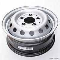 2D0601027E091 Диск колесный MB Sprinter 208-316/VW LT 28-35 (1996-) VAG оригинал