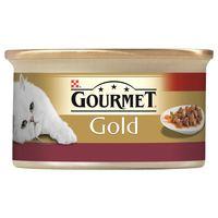 Gourmet Gold с ягнёнком и уткой 85гр