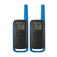 Рация Motorola Talkabout T62 Twin Pack, B6P00811