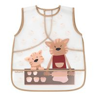 BabyOno слюнявчик детский непромокаемый Baby Explorer 12+ мес