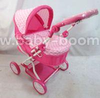 Baby Mix ME-9680-M1701W Коляска для кукол