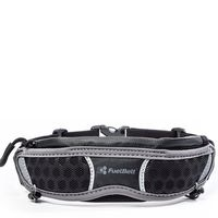 Пояс для бега helium stretch belt, black