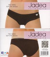 Трусики женские Jadea 785 черные