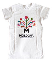 Женская футболка с печатью - Древо Жизни