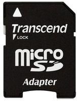 Сard de memorie Transcend MicroSD 10 32Gb UHS-I (U1) + Adapter (TS64GUSD300S-A)