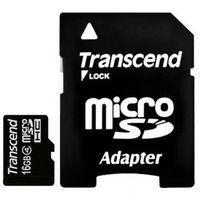 Карта памяти MicroSDHC Transcend TS16GUSDHC4