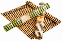 Салфетка сервировочная бамбуковая 45X30cm