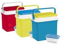 Сумка-холодильник пластик Ciao!-L 29.5l, h14 +емкость 1l