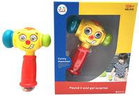Huile Toys Молоточек с музыкой и светом