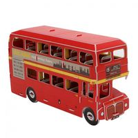 3D PUZZLE Double Decker Bus