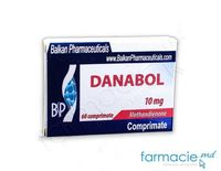 Danabol comp. 10 mg N20x3(Balkan)