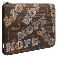 """G-Cube GNH-15HB SoHappyTogether Hope Laptop Sleev Bag, 15-16.4"""", Size: 40*10*31 cm, (Brown)"""