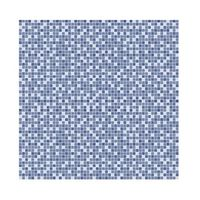 Keros Ceramica Bulgaria Керамогранит Mosaico Azul 33.3x33.3см
