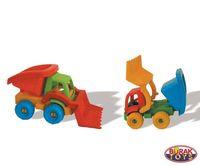 Burak Toys Excavator Speedy