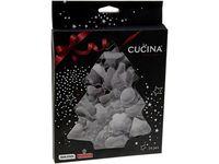 Forme pentru biscuiti de craciun Cucina 16buc, metal
