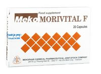 💚 Mekomorivital F caps. N20