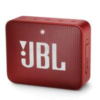 Портативная колонка JBL Go 2, 3 Вт, Red