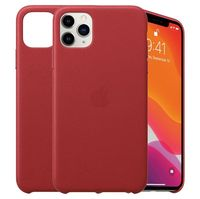 Apple Original Leather Case Iphone 11 Pro , Red Product