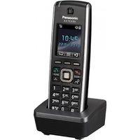 PANASONIC DECT Handset Panasonic KX-TCA185RU, черный