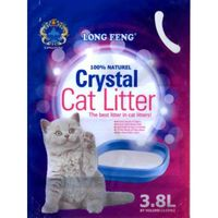 Crystal Litter син. силикагель