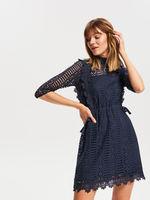 Платье RESERVED Темно синий vf766-59x
