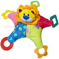 Baby Mix EF-TE-9510-25C Игрушка плюшевый Лев