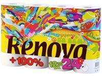 Renova Бумага гигиеническая  Green XXL (12)  8010436